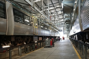 Wanted: Construction companies for railcar facility