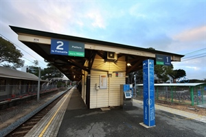 Claremont Station works reflect community feedback