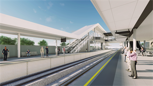 Midland Station set to move