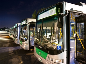 900 new buses will drive to METRONET