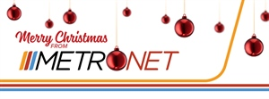 Merry Christmas from METRONET